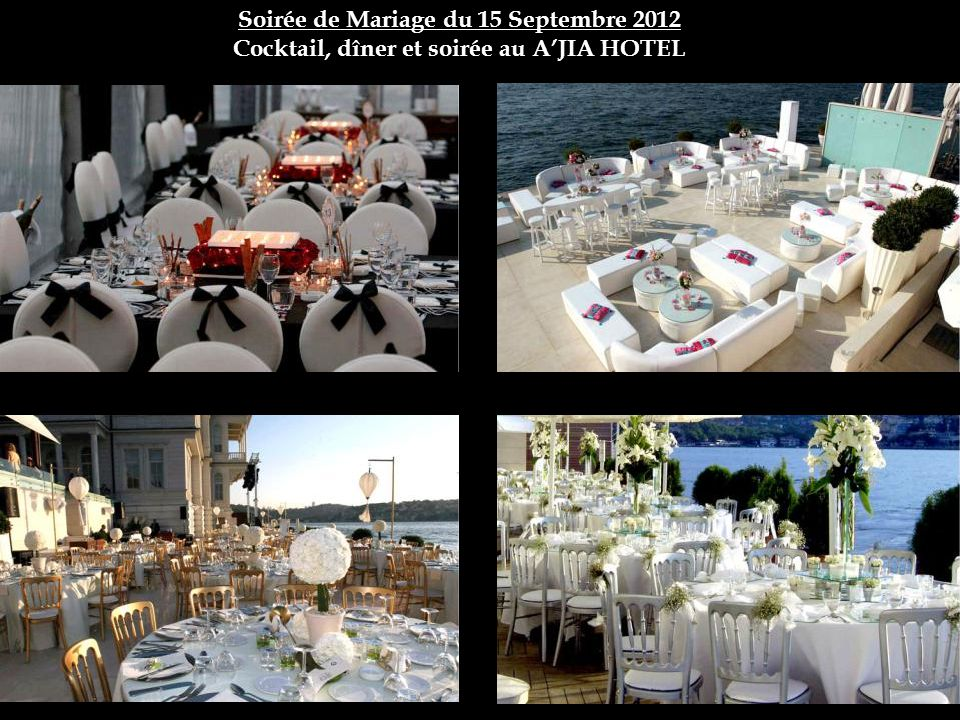 HOTEL OPTIONNEL : The Marmara Taksim