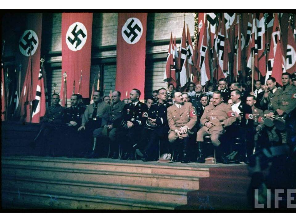 Body of the Nazi Empire