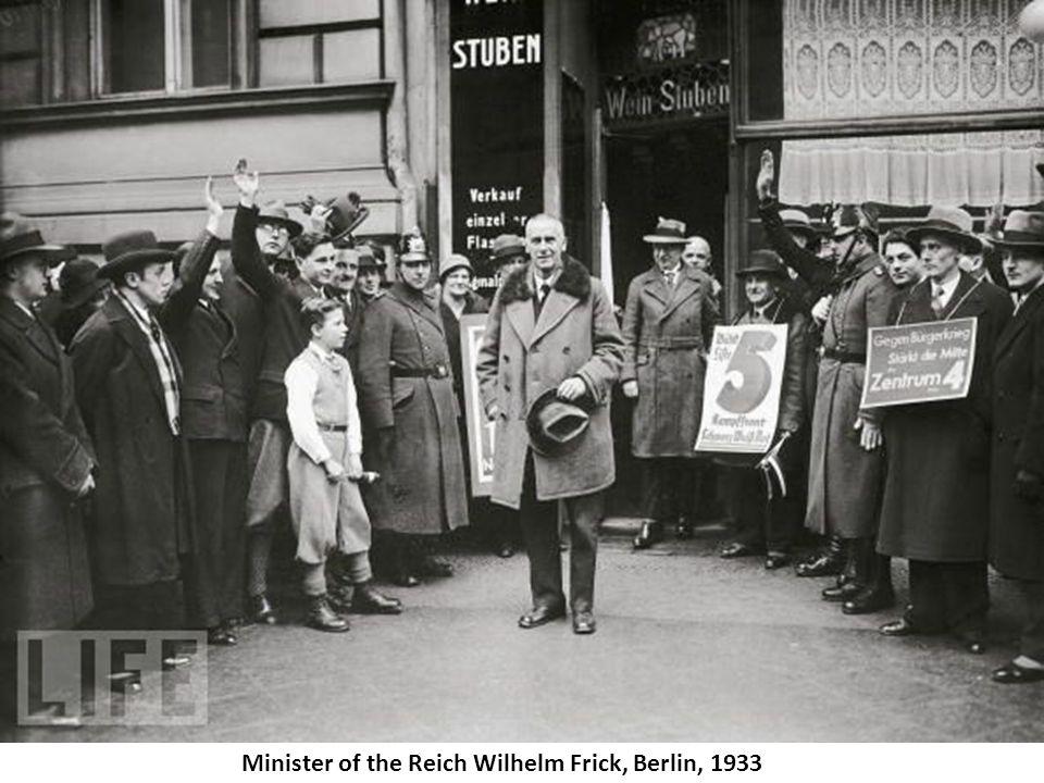 Arthur Seyss-Inquart With Hermann Goering, 1938