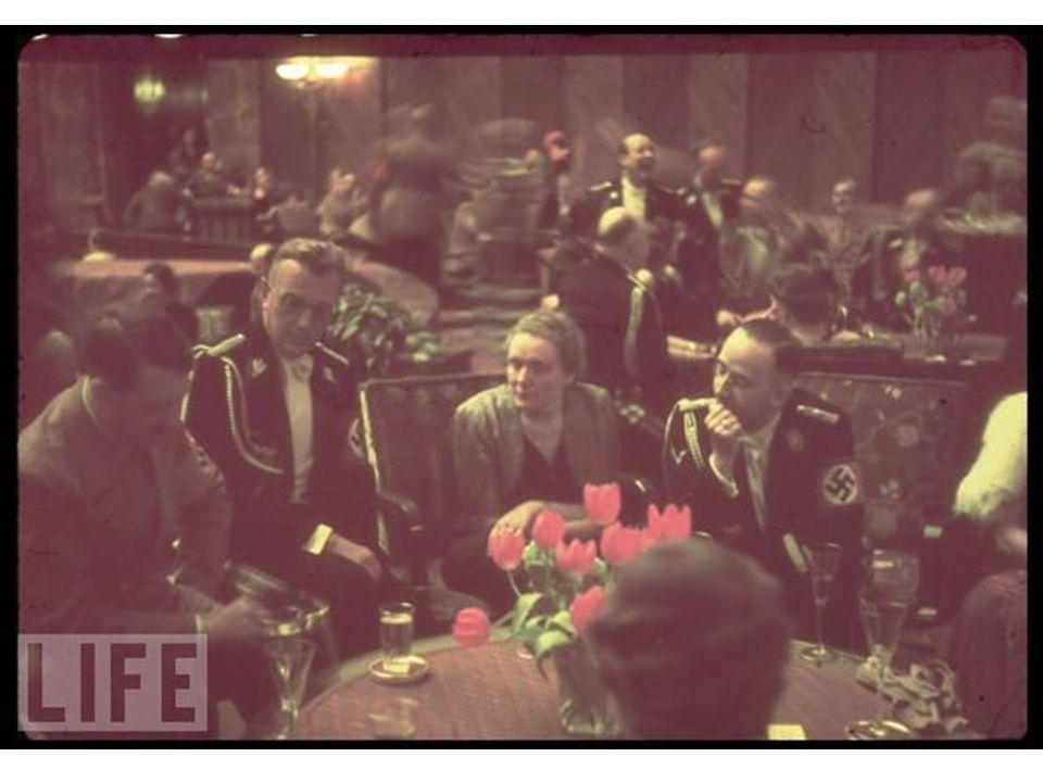 VIPs at Hitler s 50th Birthday Celebration, 1939