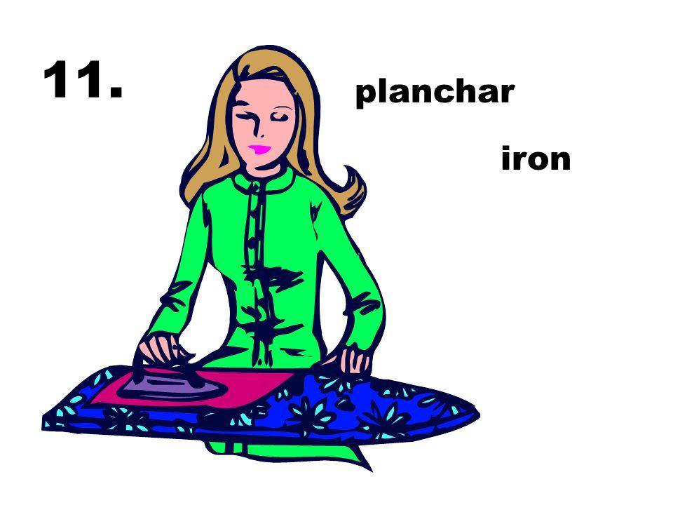 planchar iron 11.