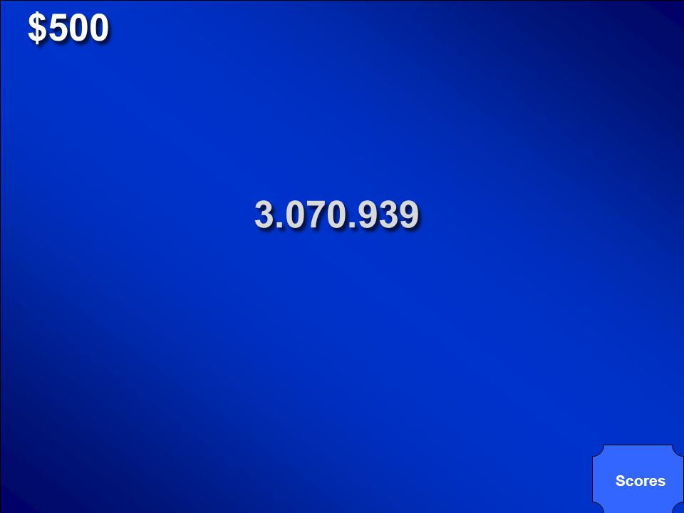 © Mark E. Damon - All Rights Reserved $500 tres millones setenta mil novecientos treinta y nueve