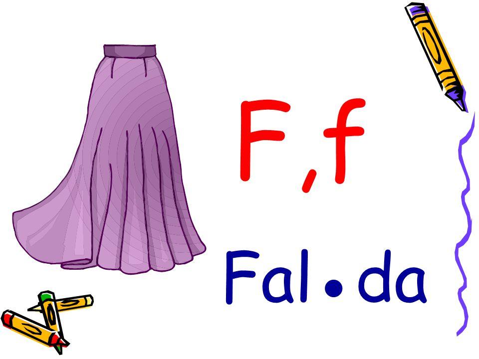 F,f Fal●da