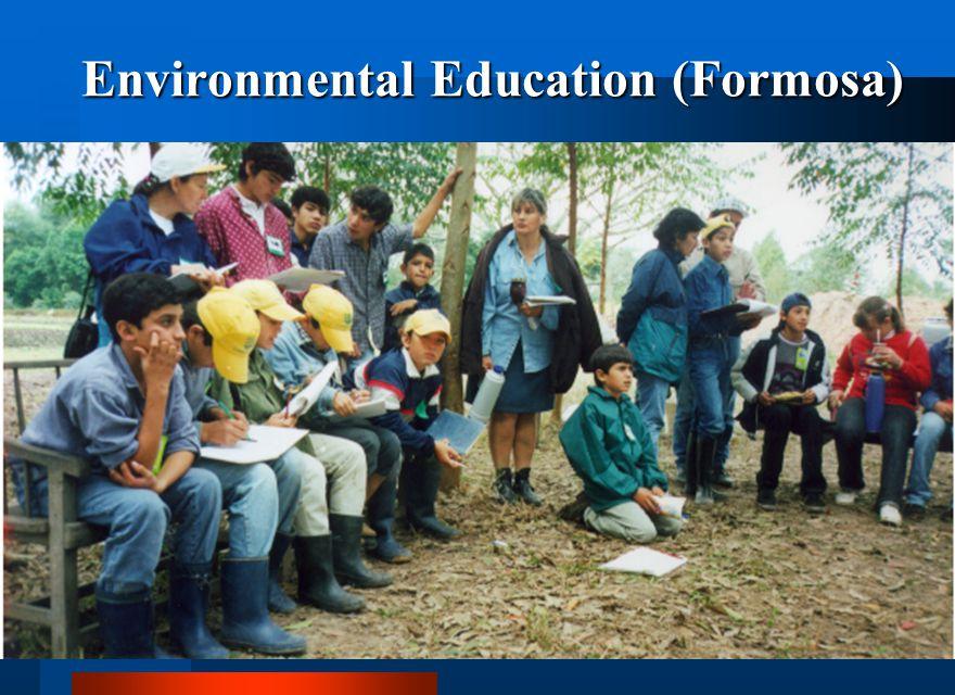 Environmental Education (Formosa)