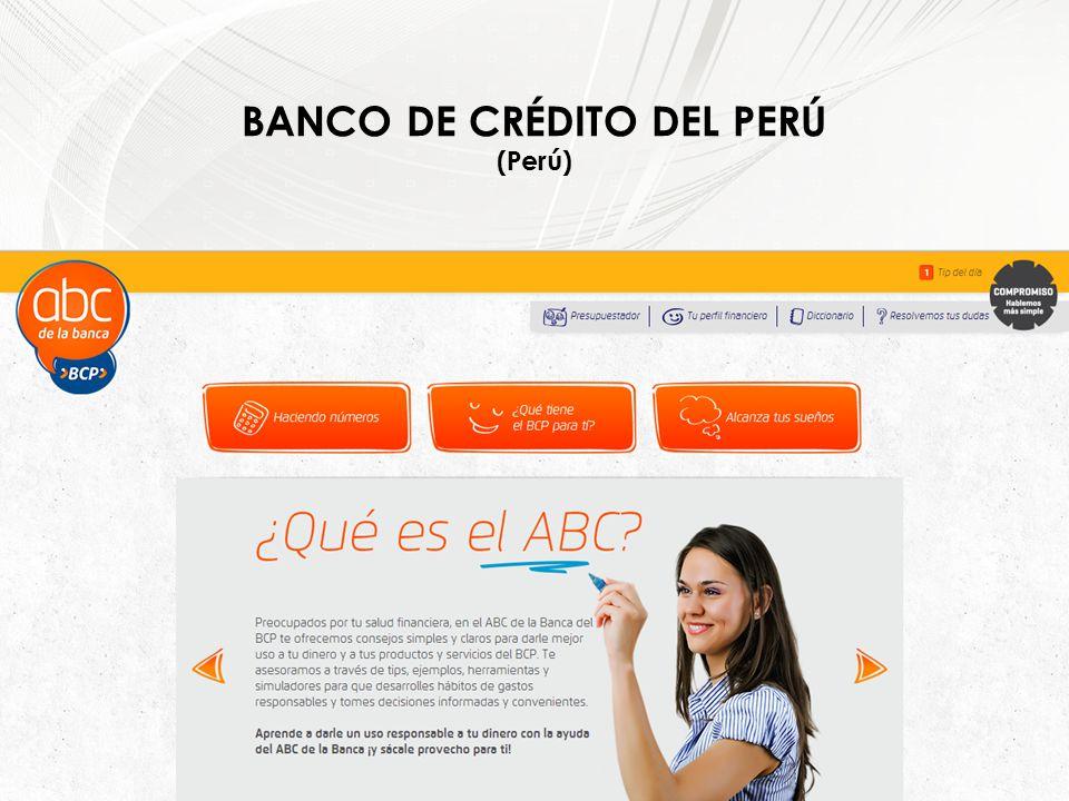 BANCO DE CRÉDITO DEL PERÚ (Perú)