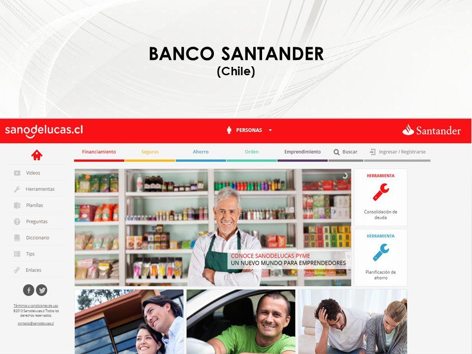 BANCO SANTANDER (Chile)