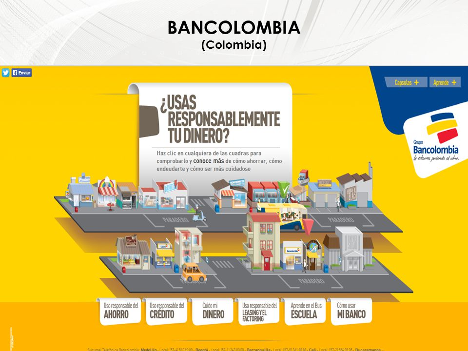 BANCOLOMBIA (Colombia)