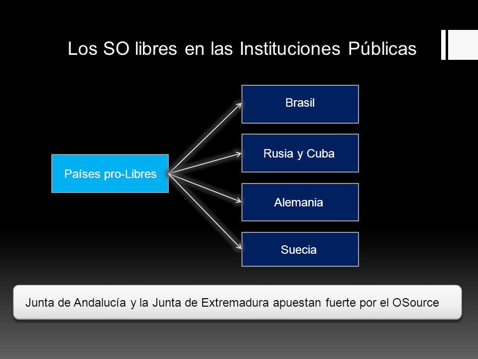Los SO libres en las Instituciones Públicas Creación/Uso de herramientas de depuración.