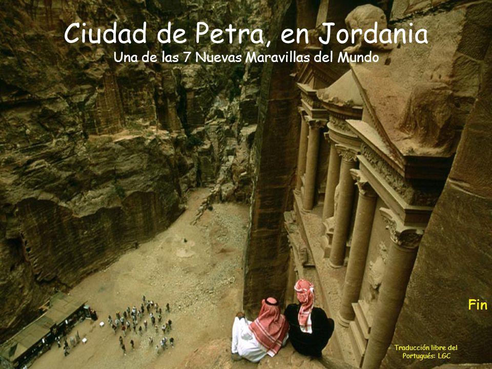 En el año 551 un segundo gran terremoto destruyó casi toda la ciudad, y Petra nunca màs fue habitada.