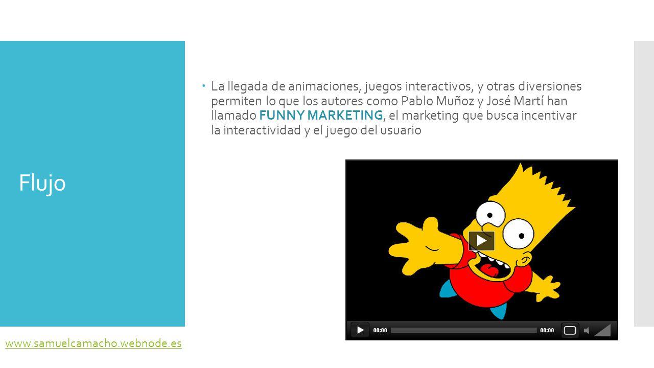 Las 4F's del Marketing Digital FUNCIONALIDAD www.samuelcamacho.webnode.es