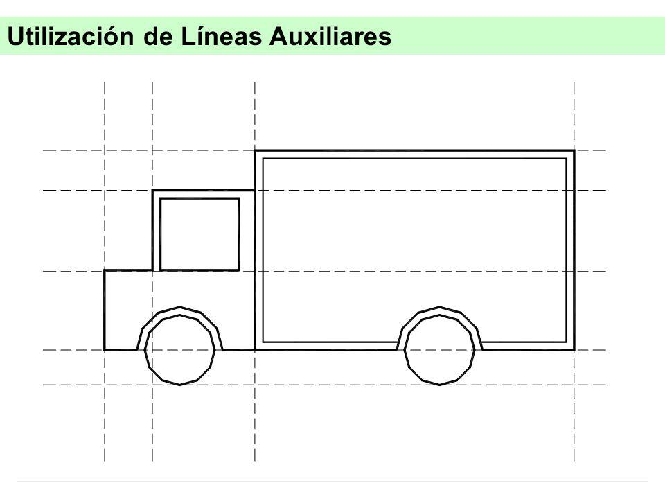 Utilización de Líneas Auxiliares