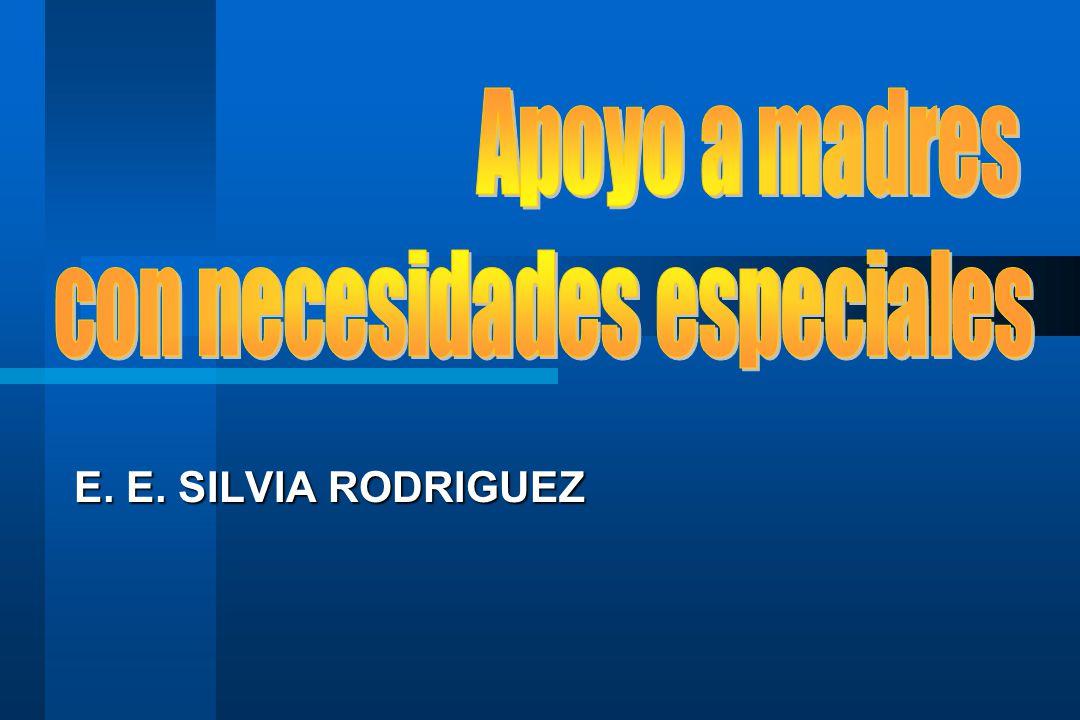 E. E. SILVIA RODRIGUEZ