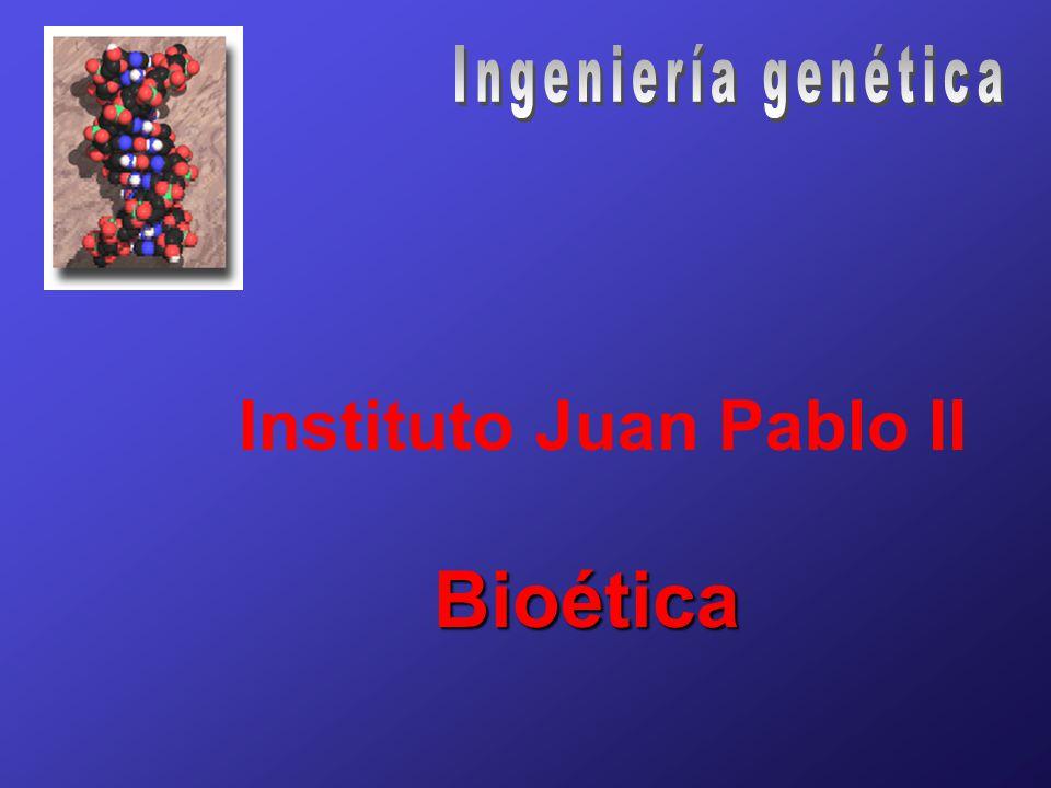 Instituto Juan Pablo II Bioética