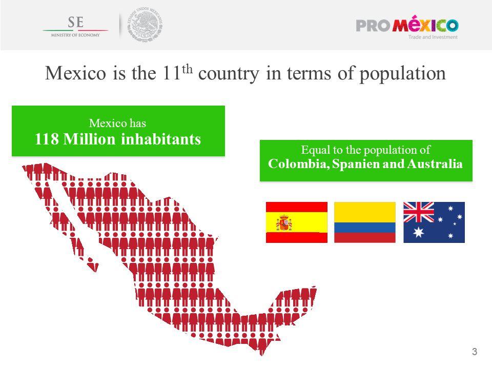 4 A country with great infrastructure Lázaro Cárdenas Manzanillo Veracruz Tampico Altamira Guanajuato Monterrey Guadalajara SLP Mexico has: 63 border crossings.