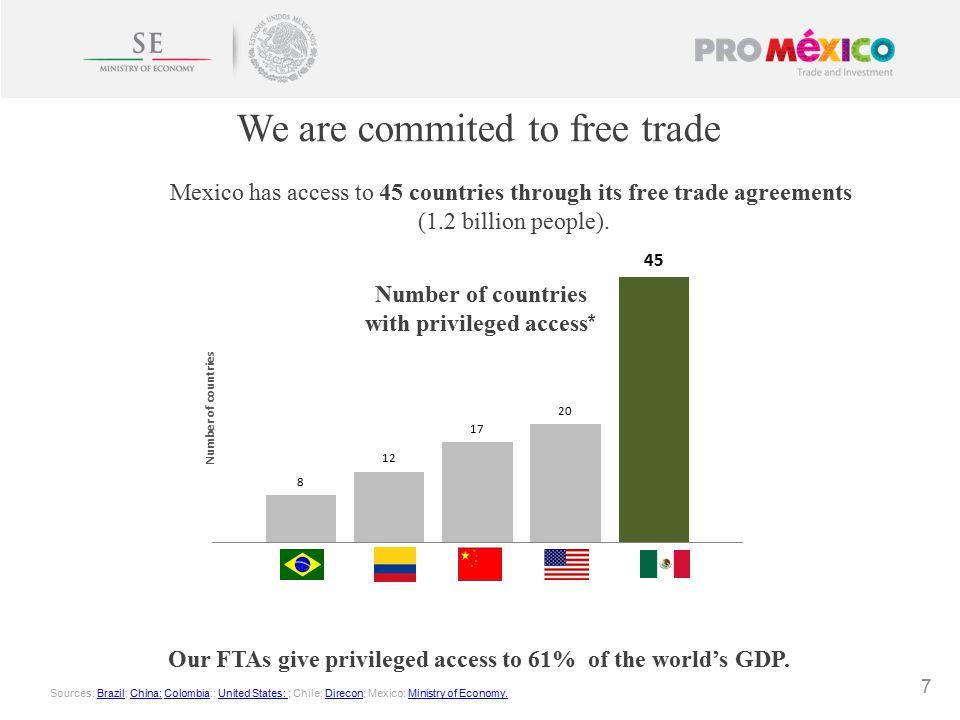 ProMéxico's strategies 28