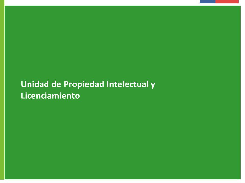 Unidad de Propiedad Intelectual y Licenciamiento
