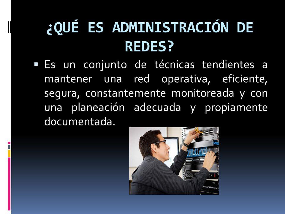 Administración jerárquica  En este modelo la administración es realizada por un solo punto, conocido como administrador.