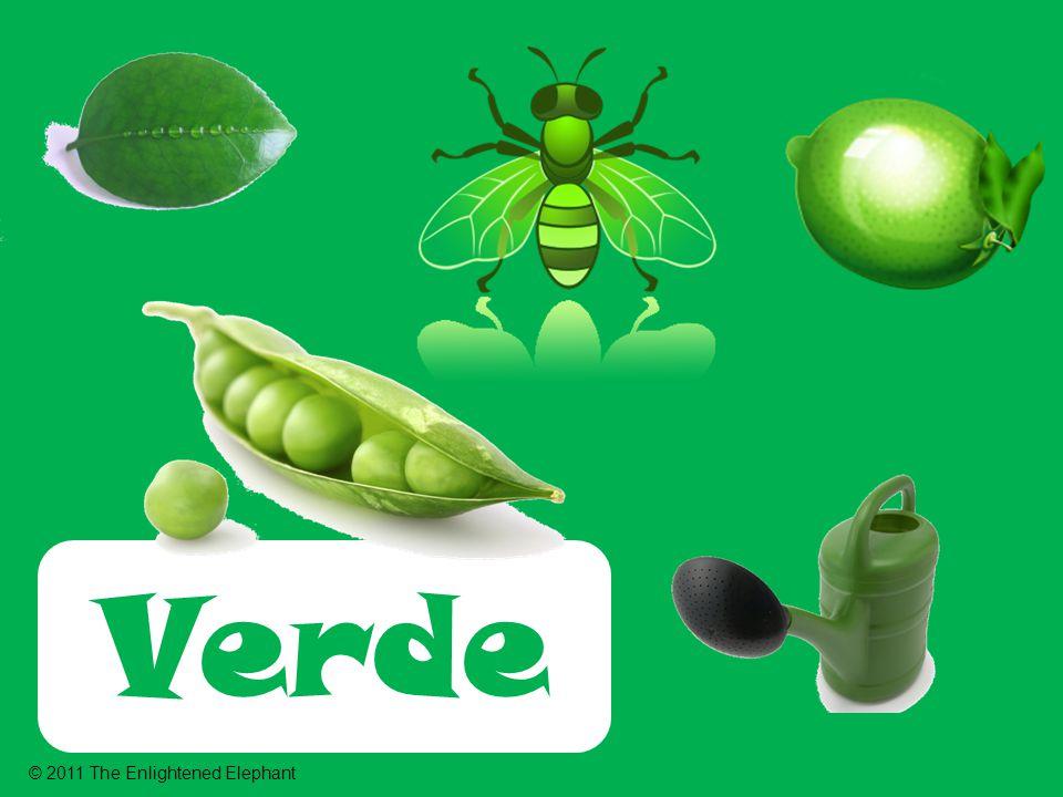 Verde © 2011 The Enlightened Elephant