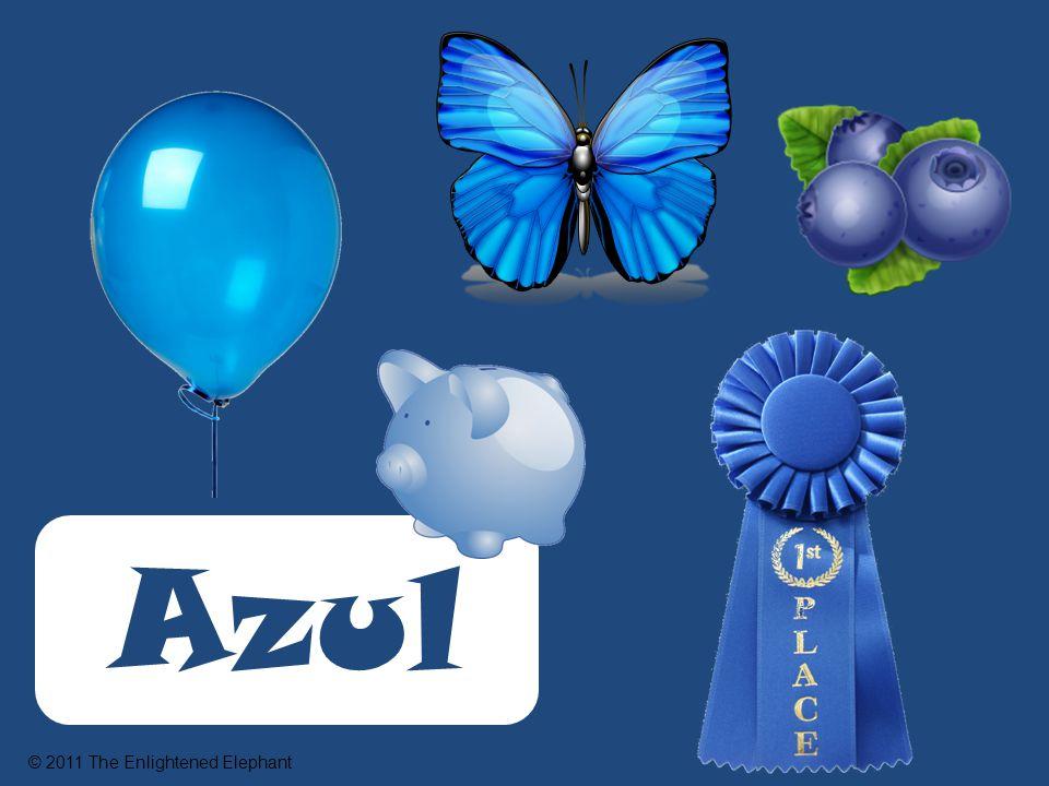 Azul © 2011 The Enlightened Elephant