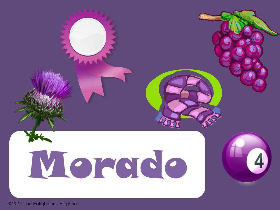 Morado © 2011 The Enlightened Elephant