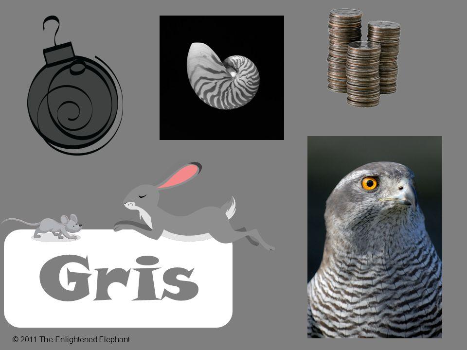Gris © 2011 The Enlightened Elephant