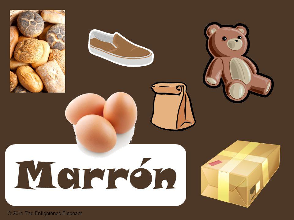 Marrón © 2011 The Enlightened Elephant