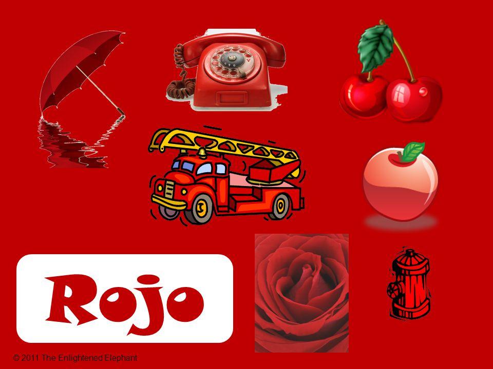 Rojo © 2011 The Enlightened Elephant