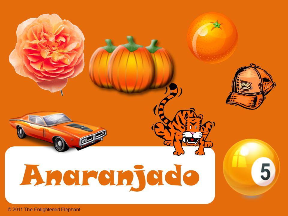 Anaranjado © 2011 The Enlightened Elephant