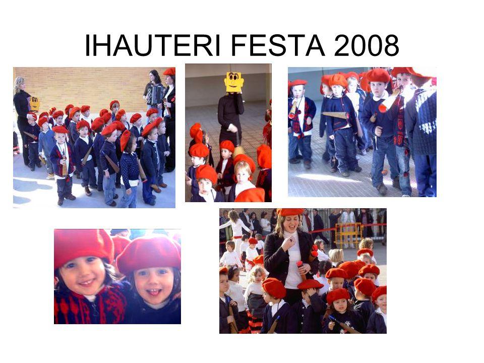 IHAUTERI FESTA 2008