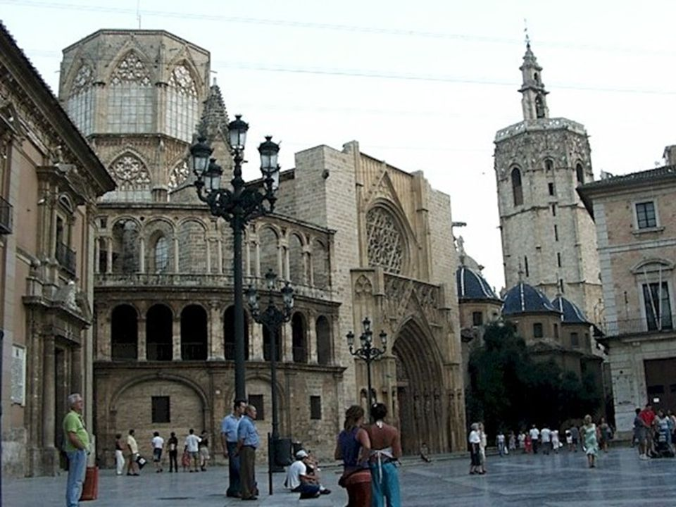 The Cathedral of Valencia