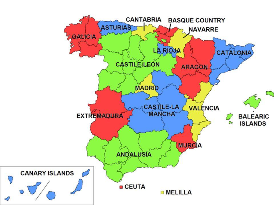 The Balearic islands