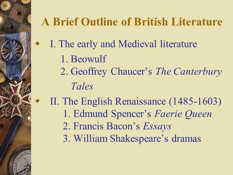  III.The 17 th century (1603-1660) 1. The English Revolution 2.