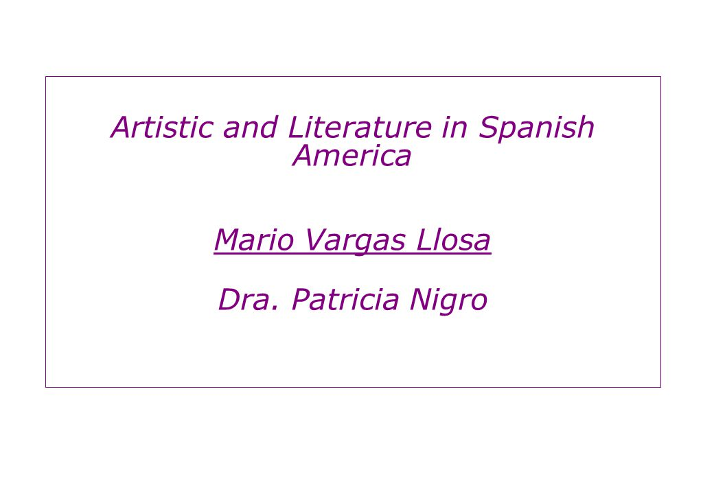 Mario Vargas Llosa (1936-) Jorge Mario Pedro Vargas Llosa was born to a middle-class family in 1936, in the Peruvian provincial city of Arequipa.