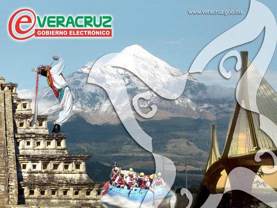 Verity K2 en la estrategia de Gobierno Electrónico de Veracruz 20 de abril de 2006