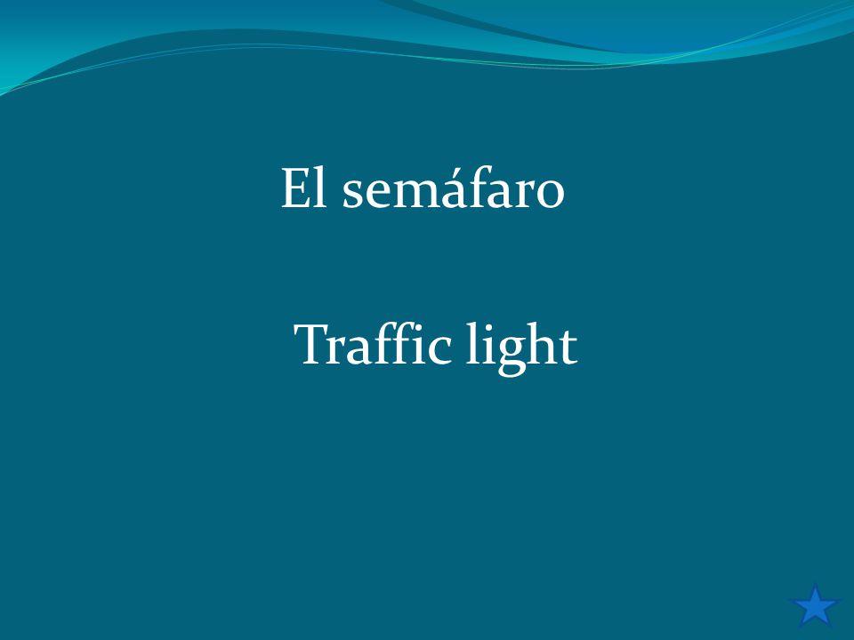 El semáfaro Traffic light