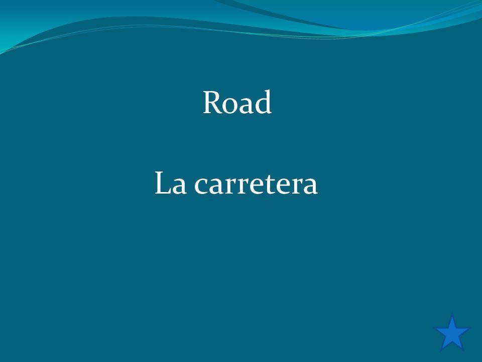 Road La carretera