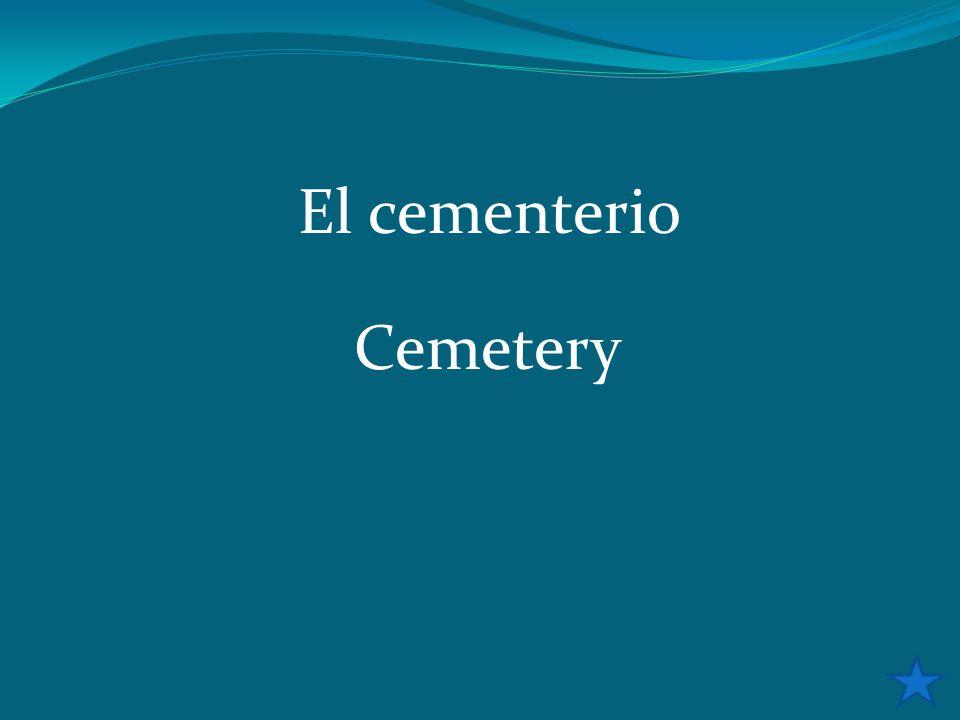 El cementerio Cemetery