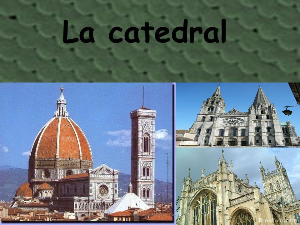 La catedral Señora Kauper s Spanish classes