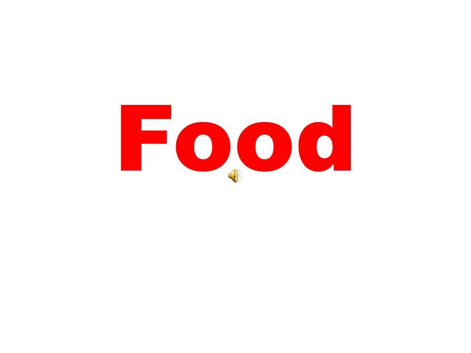 Comida, alimento