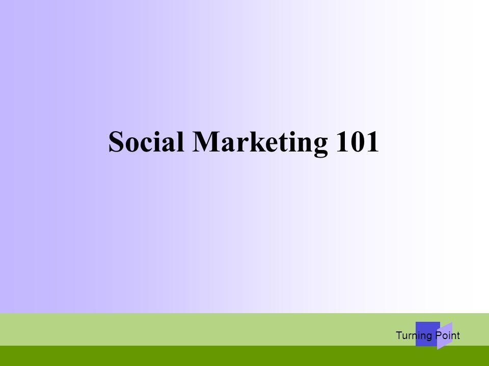 Turning Point Social Marketing 101