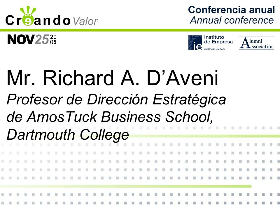 Mr.Richard A.