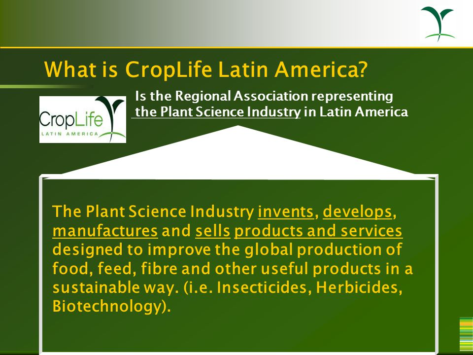 National Associations Network CropLife Latin America