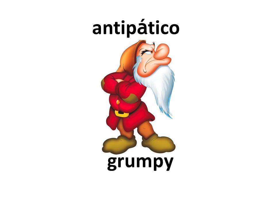 grumpy antip á tico