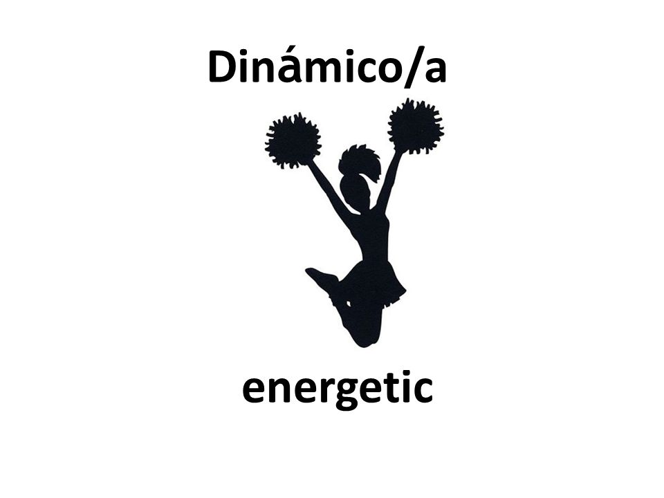 energetic Din á mico/a