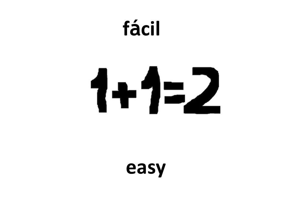 easy f á cil