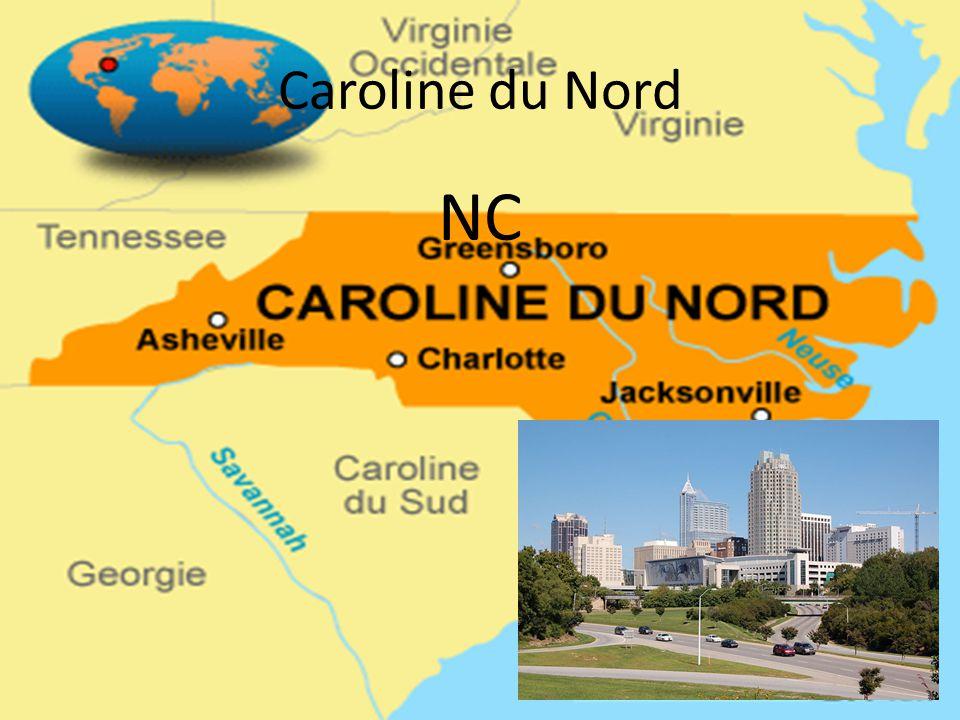 Caroline du Nord NC