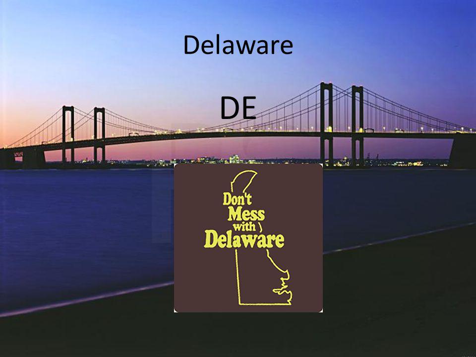 Delaware DE