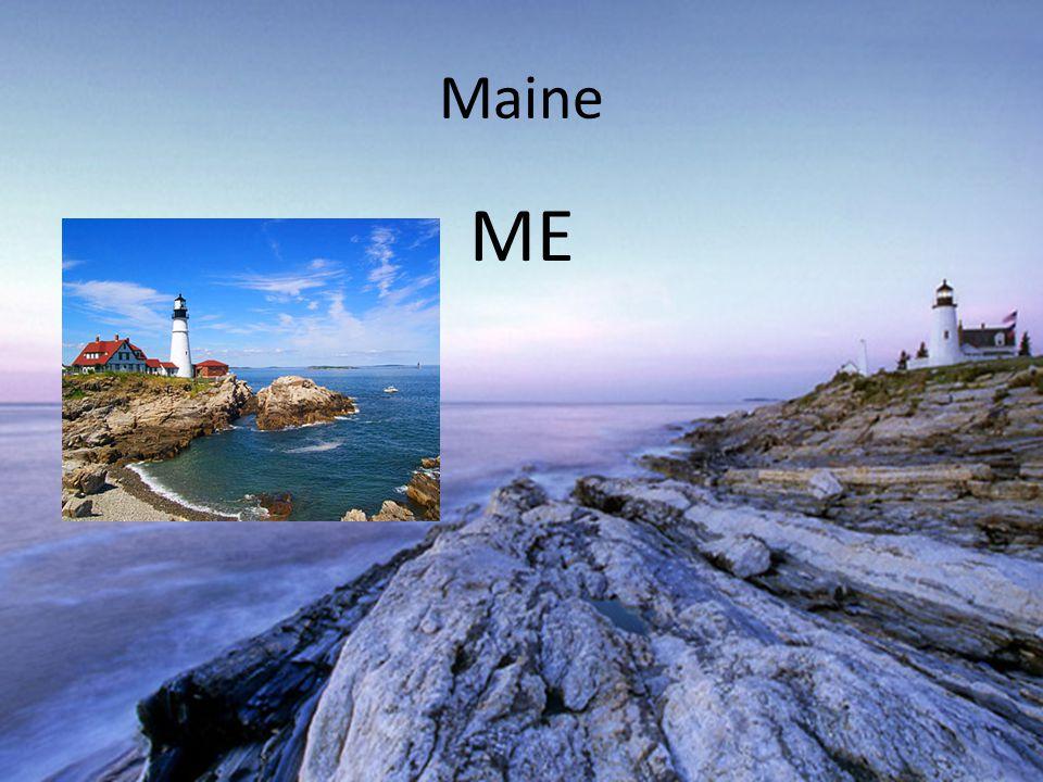 Maine ME