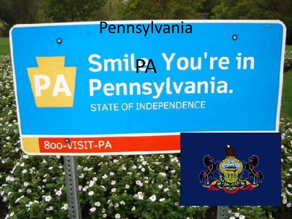 Pennsylvania PA