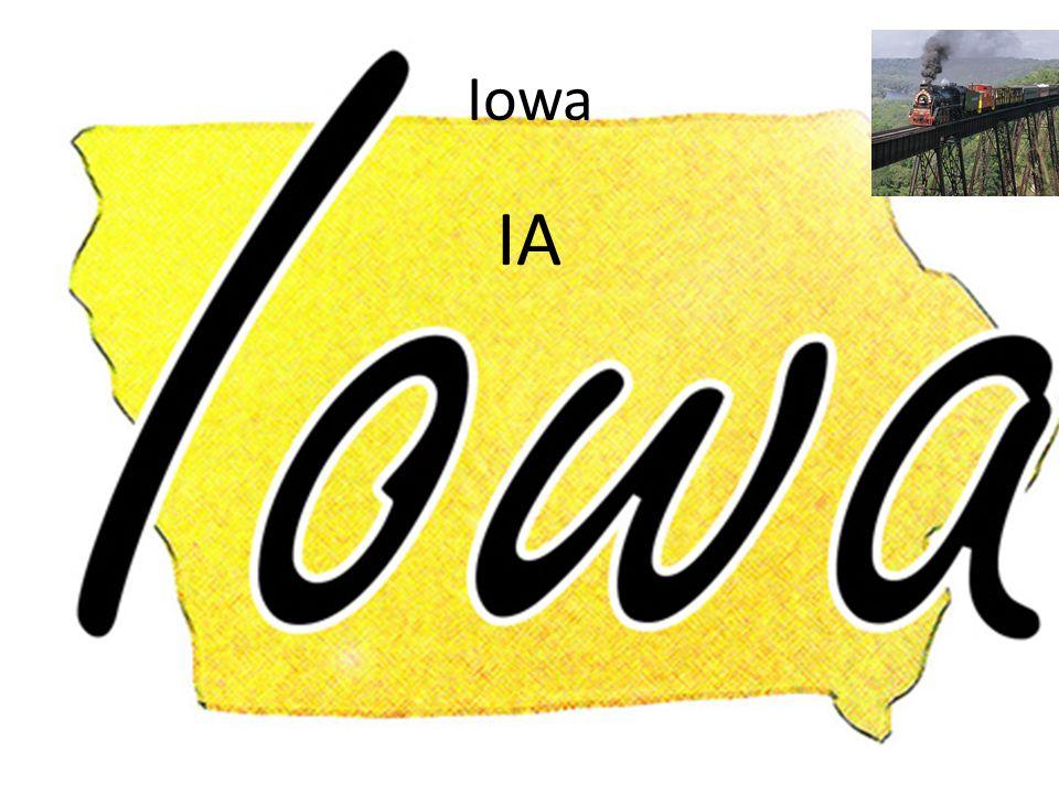Iowa IA